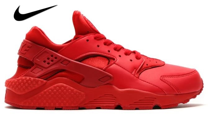 Nike Huarache Red Men