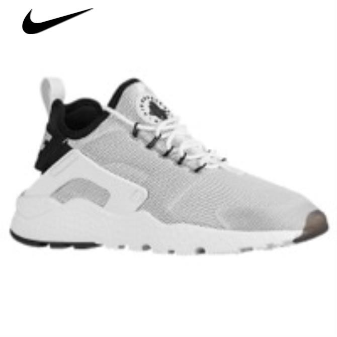 Huaraches Womens Black And White