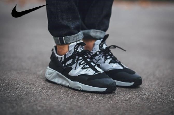 Air Huarache Utility Black