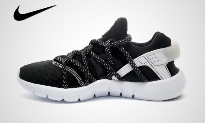 Nike Huarache Nm Black And White