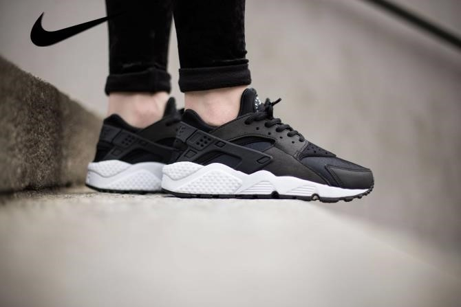 Nike Huarache Air Black